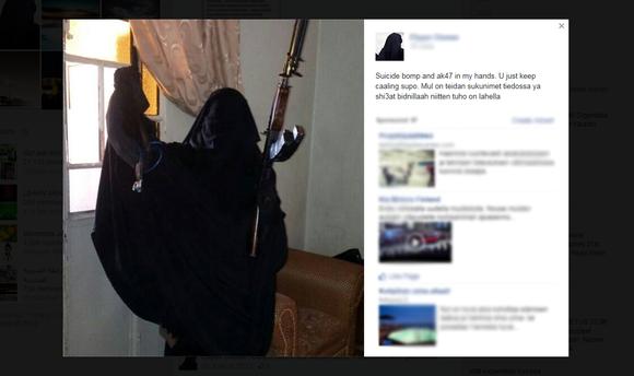 KIIHOTUS irak+burkha+nainen+facebook+sivut